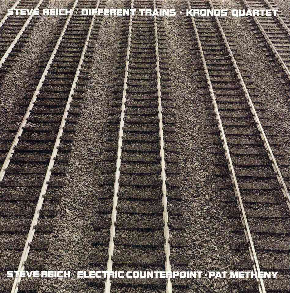 Another American composer with long-lasting Nonesuch ties is Steve Reich. His Different Trains was released in 1989.