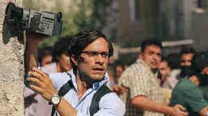 Gael Garcia Bernal in Jon Stewart's Rosewater.