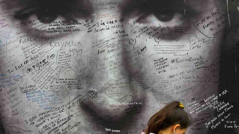 Argentine musician Gustavo Cerati died on Sept. 4.