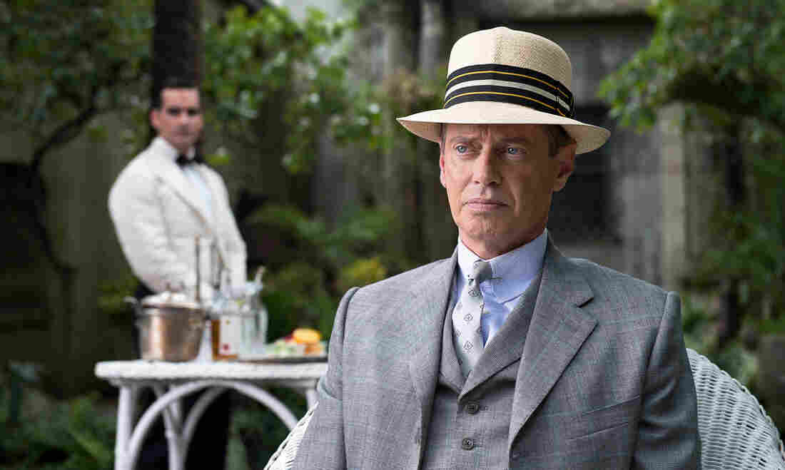 """On Boardwalk Empire, Steve Buscemi's character, Nucky Thompson, is modeled after Enoch """"Nucky"""" Johnson, the corrupt county treasurer of Atlantic City during the Prohibition years. The HBO show started its fifth and final season Sunday."""