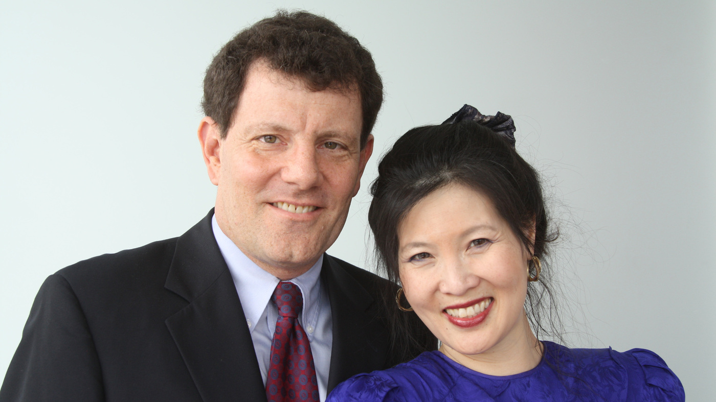 Interview: Nicholas D Kristof And Sheryl Wudunn, Authors Of 'a Path  Appears' : Goats And Soda : Npr