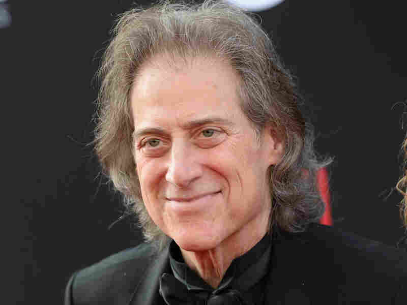 Richard Lewis attends AFI's 41st Life Achievement Award Tribute to Mel Brooks at Dolby Theatre on June 6, 2013 in Hollywood.