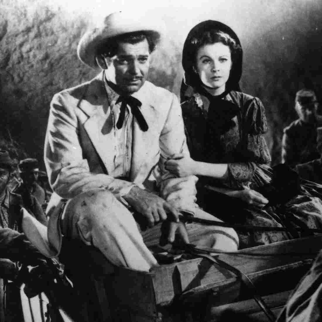 From Casting To Cutting The N-Word, The Making Of 'Gone With The Wind'