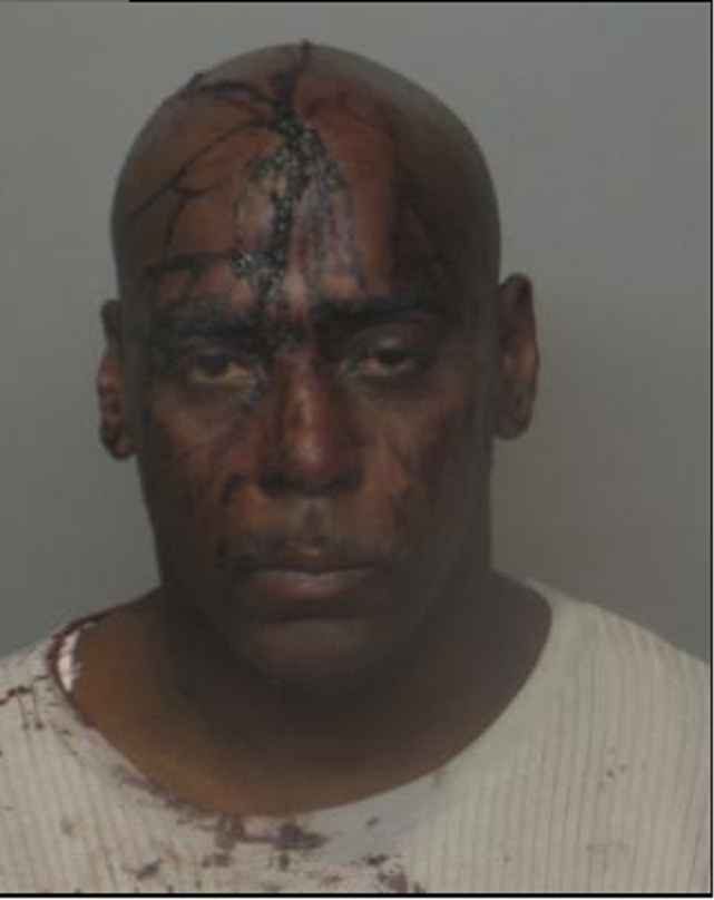 Henry Davis' booking photo after police arrested him on suspicion of driving while intoxicated in 2009. Davis' case was reopened after the recent scrutiny of Ferguson police by the Justice Department.