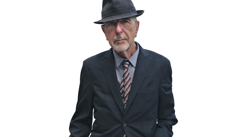 Leonard Cohen's new album, Popular Problems, comes out Sept. 23. (Courtesy of the artist)