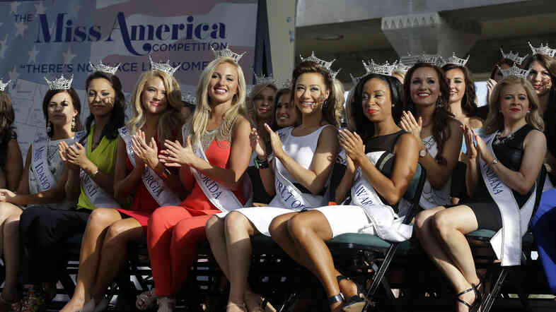 Several contestants in this year's Miss America pageant chose domestic violence as their platform topic.
