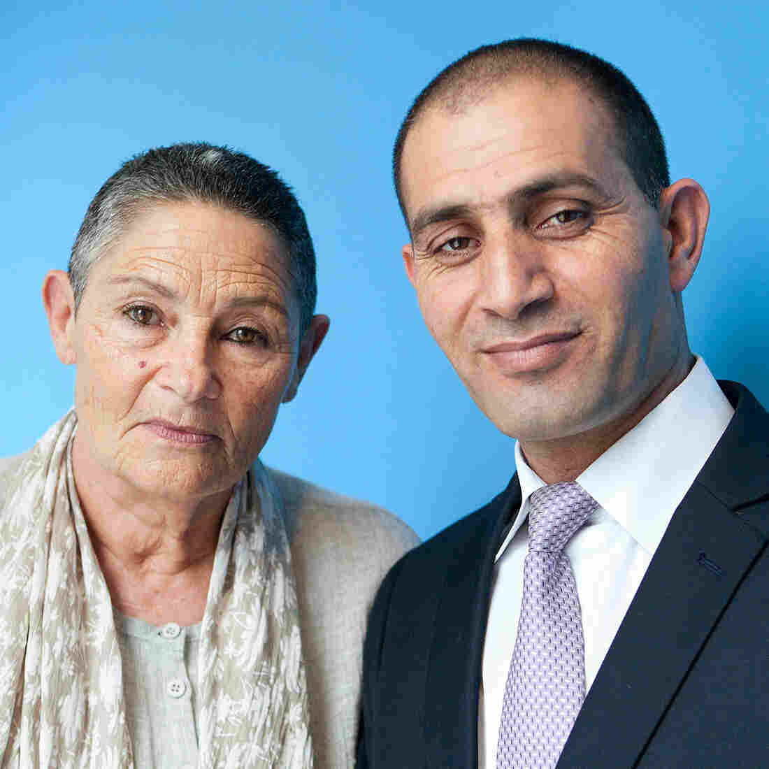 Israeli, Palestinian Parents Share Their Painful Stories Of Loss