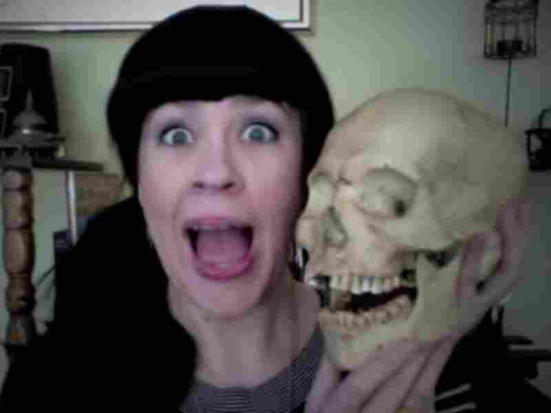 On her YouTube channel, mortician Caitlin Doughty humorously answers serious questions about death, decomposition, burial practices and more.