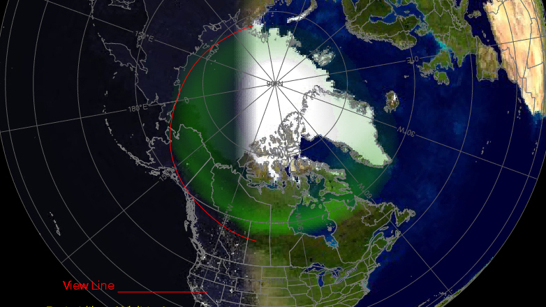 Northern Lights Put On Show, Thanks To Large Solar Flare