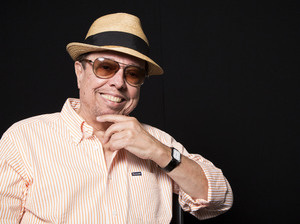 Sergio Mendes, shown here in August 2014, grew up with classical music. But when he heard a jazz record for the first time, he fell in love with the improvisational possibilities.