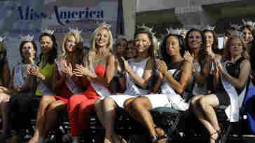 Several contestants in this year's Miss America pageant have chosen domestic violence as their platform topic.