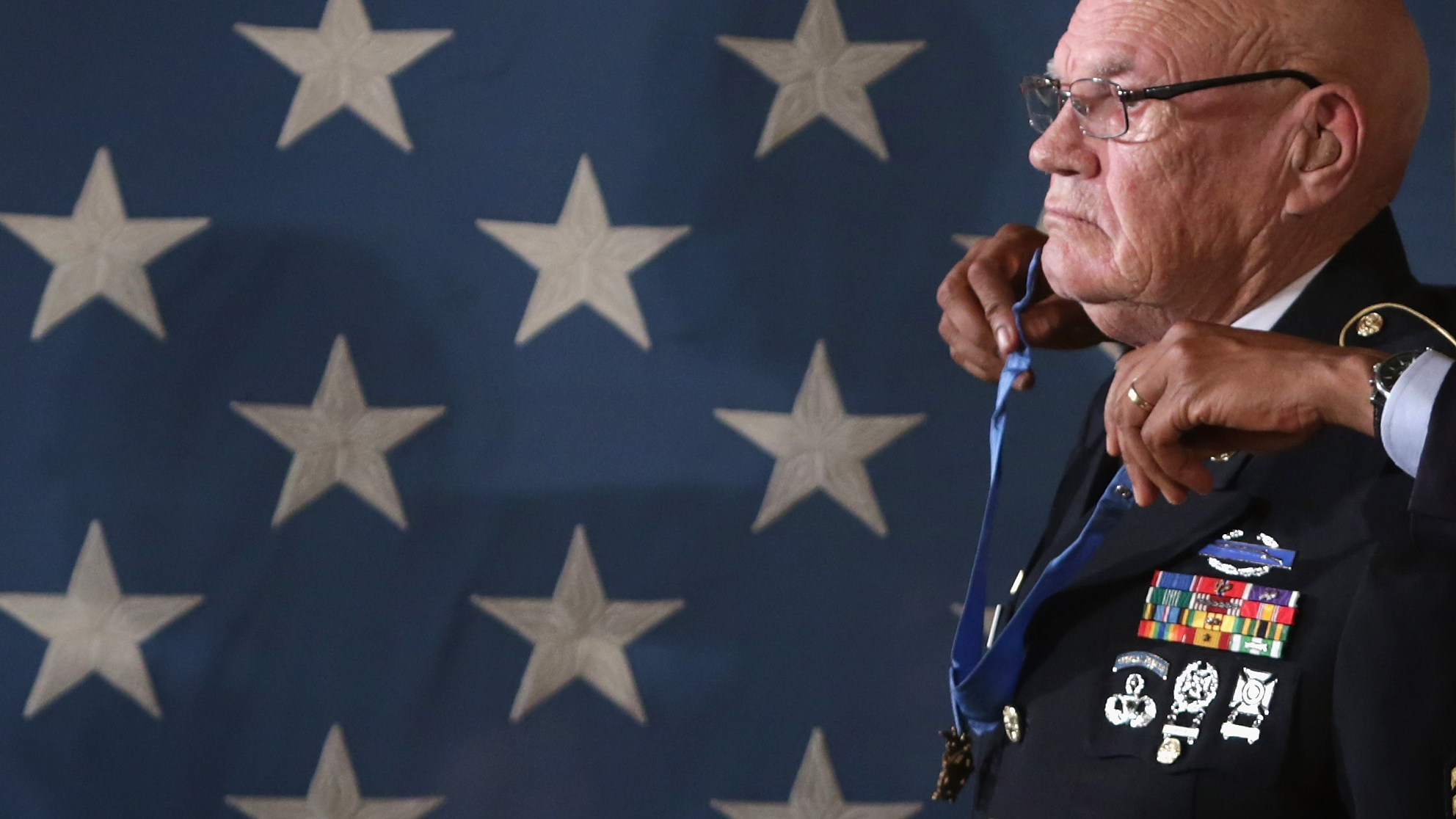 Medals Of Honor Recognize Harrowing Battle And A Dying Act
