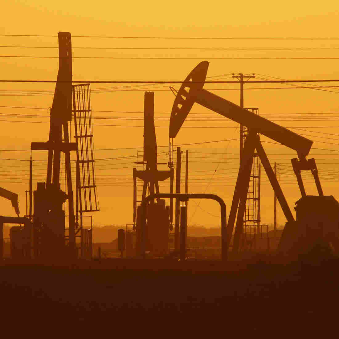 With U.S. Oil Supply Climbing, Some Call For End To Export Ban