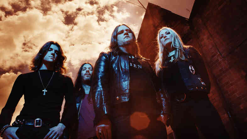Electric Wizard's new album, Time To Die, comes out Sept. 30.