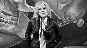 Lucinda Williams' new album, Down Where the Spirit Meets the Bone, comes out Sept. 30.