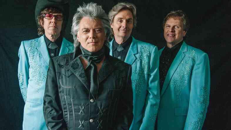 Marty Stuart And His Fabulous Superlatives.