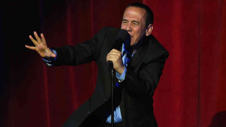 """Every time something pops in my head, I think twice about it and I do it anyway."" - Gilbert Gottfried."