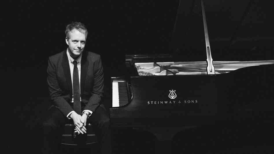 Chad Lawson's new album is The Chopin Variations.