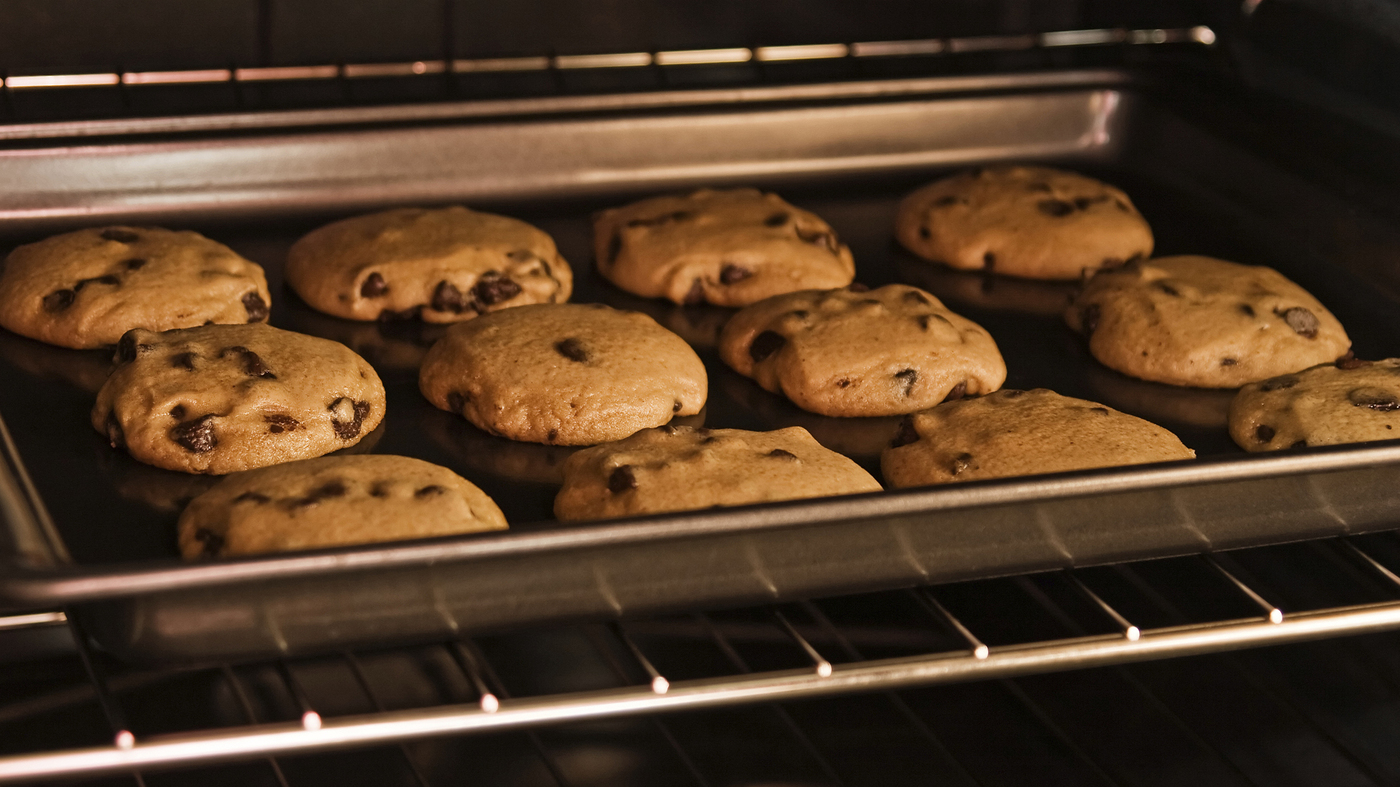 Method Of Making Chocolate Chip Cookies