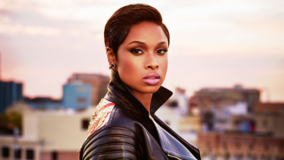 Jennifer Hudson's new album is titled JHUD. (Courtesy of the artist)