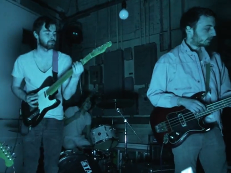 "Nothing seems to go right in YAWN's off-kilter new video for the song ""Flytrap."""