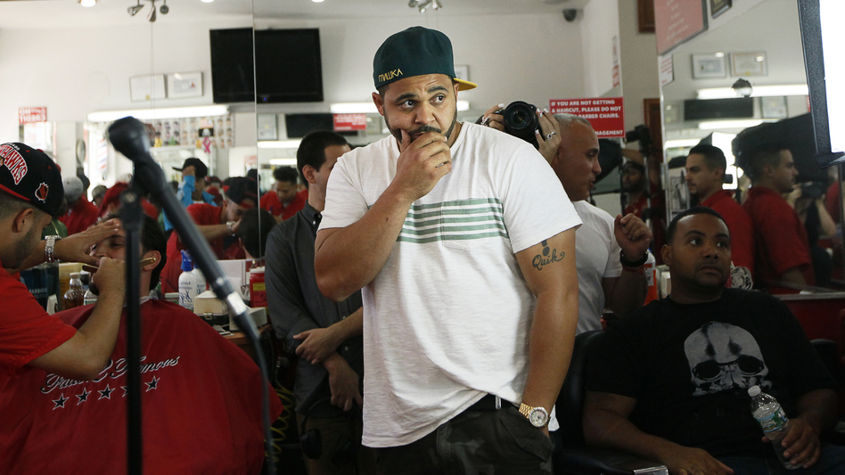 ff3bb2fce15de4 Joell Ortiz: 'I Refuse To Compromise Me'   WBUR News