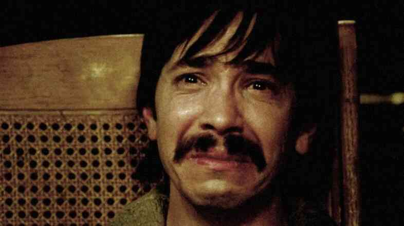 Justin Long stars in Tusk.