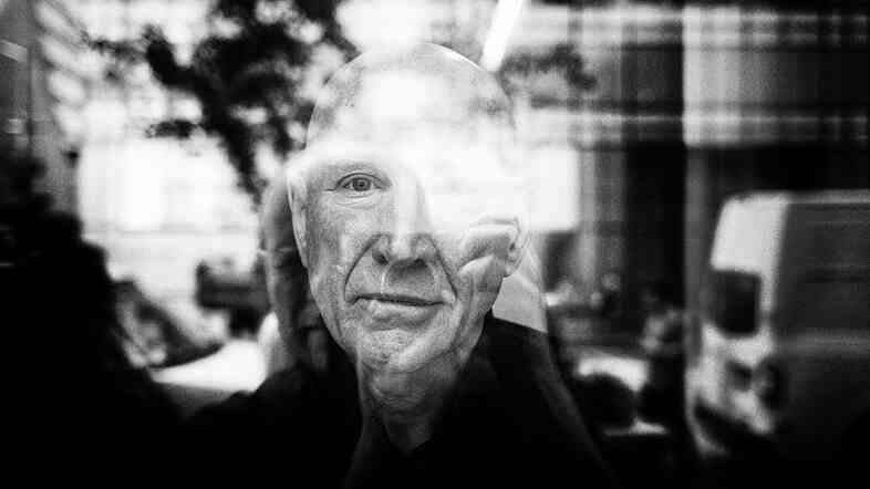 "The photographer Sebastiao Salgado, in New York City on Thursday, says we are at a ""special moment"" — our world now needs to be protected from climate change and other forces."