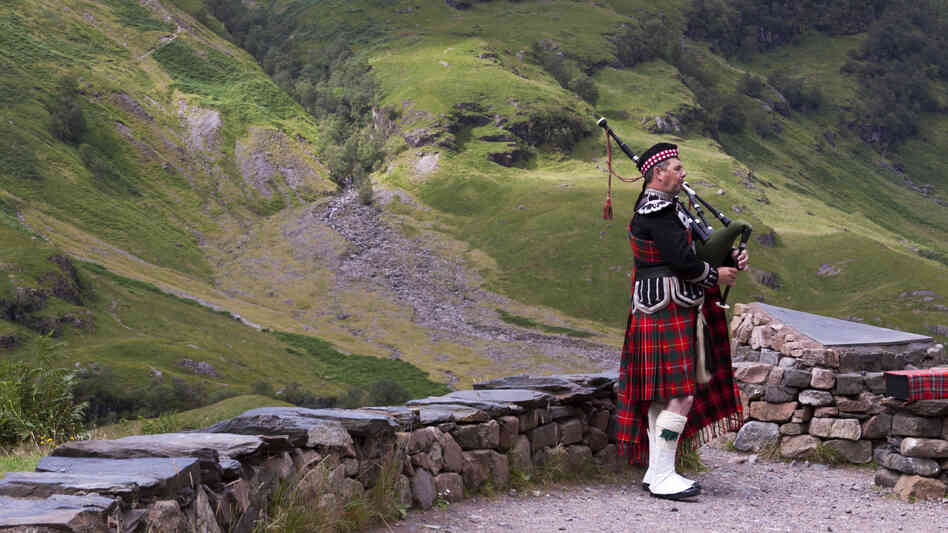 The Scottish bagpipes make a surprise appearance in a beloved piece by Peter Maxwell Davies.