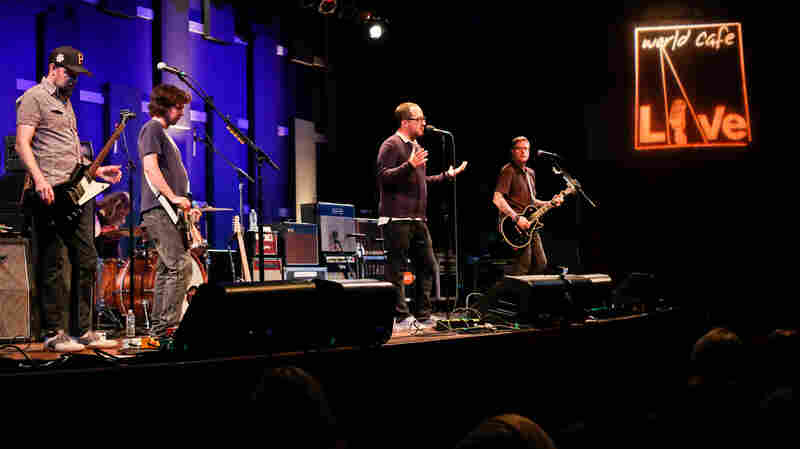 The Hold Steady On World Cafe