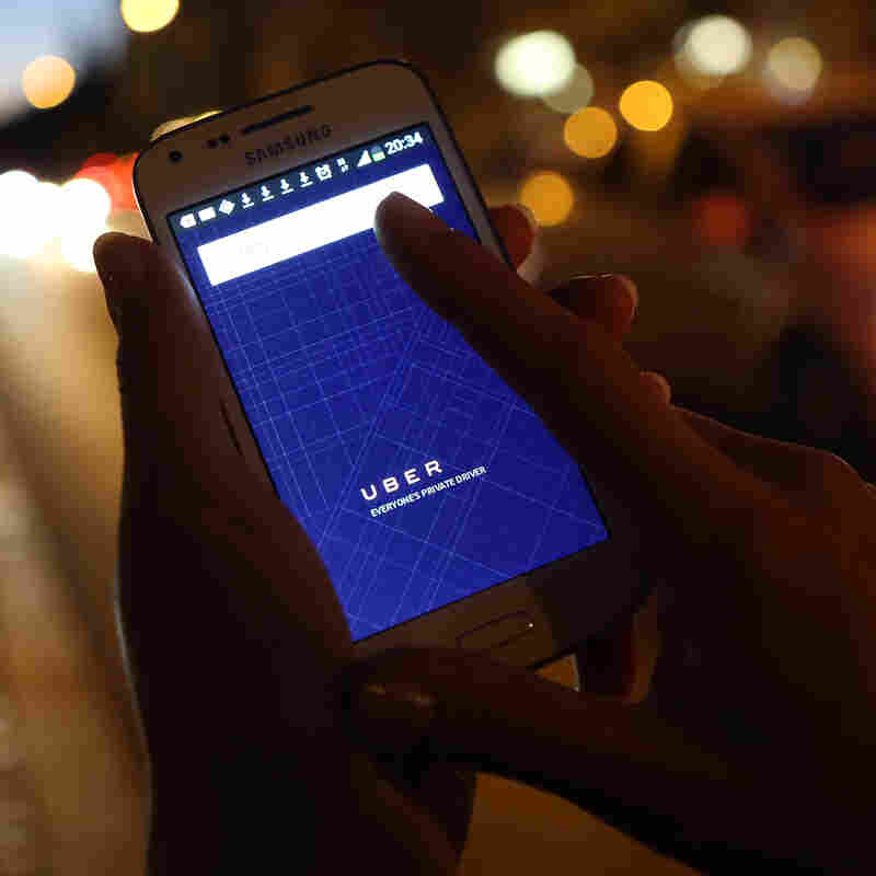 Drivers, Passengers Say Uber App Doesn't Always Yield Best Routes