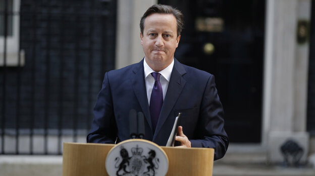 British Prime Minister David Cameron said Friday now that voters in Scotland have rejected independence, he is committed to giving more powers not only to Scotland, but also to &