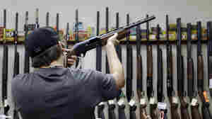 Texas Appears To Step Back From Proposal To Sell Alcohol At Some Gun Shows