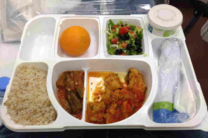 "Qatar: ""The food was excellent, I enjoyed it and rank it as good if not better than any hospital food I have had anywhere,"" said Flickr user Brian Candy of his meal at a hospital in Qatar."