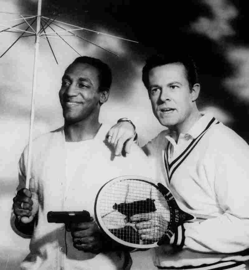 Bill Cosby and Robert Culp co-starred as a team of American agents in the 1965 series I Spy.