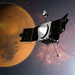 Mission To Study Mars' Climate Enters Red Planet's Orbit