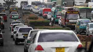 Seeking Frugal Tech Solutions For Nairobi's Jammed Traffic
