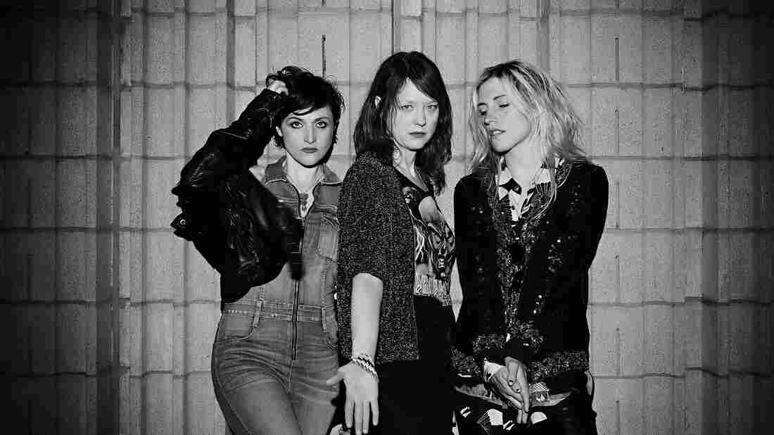 Ex Hex's new album, Rips, comes out Oct. 7.