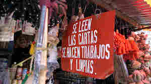In the markets of San Salvador, El Salvador, you can have your palm read, you can buy plumbing tools ... and you can purchase abortion pills.