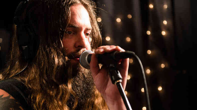 "Strand of Oaks performs ""Shut In,"" live for KEXP."