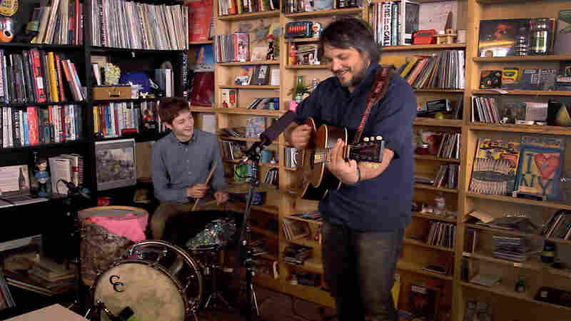 Tweedy: Tiny Desk Concert