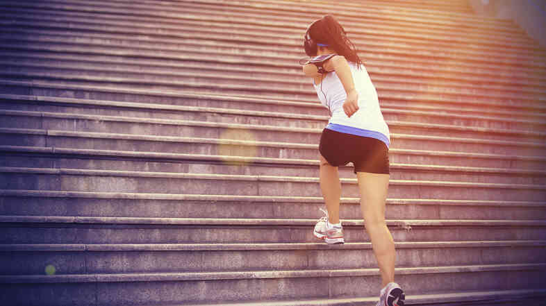 This may be the most efficient way to get in shape, but it may also be the least fun.