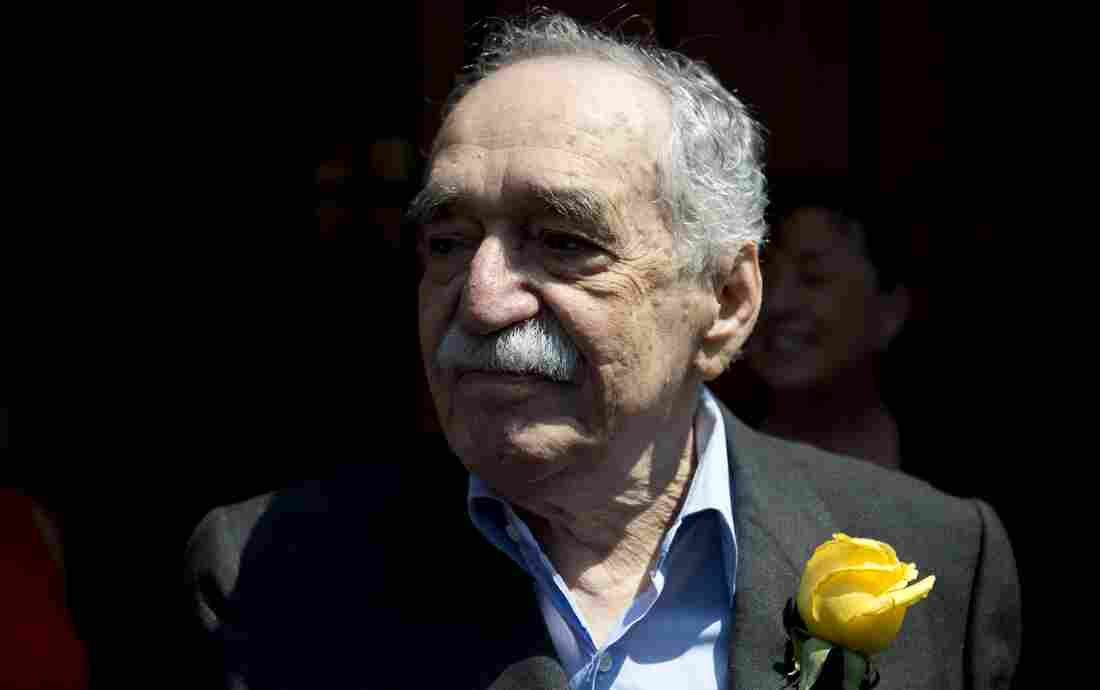 Nobel Prize-winning novelist Gabriel Garcia Marquez appeared in public during a celebration marking his 87th birthday on March 6 in Mexico City. He died in April.