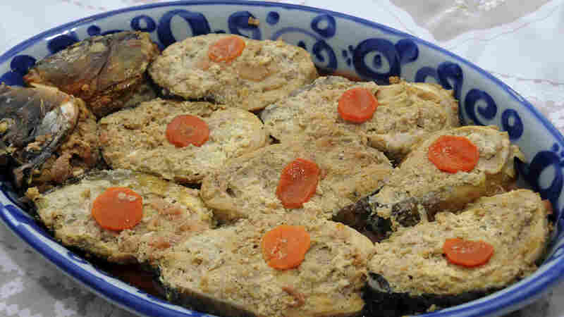 Sweet gefilte fish is fading from tables in many places. But even the better-known savory form of the fish can be a part of a sweet Jewish New Year.