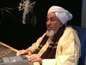 Sheikh Abdullah bin Bayyah is interviewed about his fatwa explaining why ISIS is wrong to claim that Islam supports violence and the establishment of a caliphate by force.
