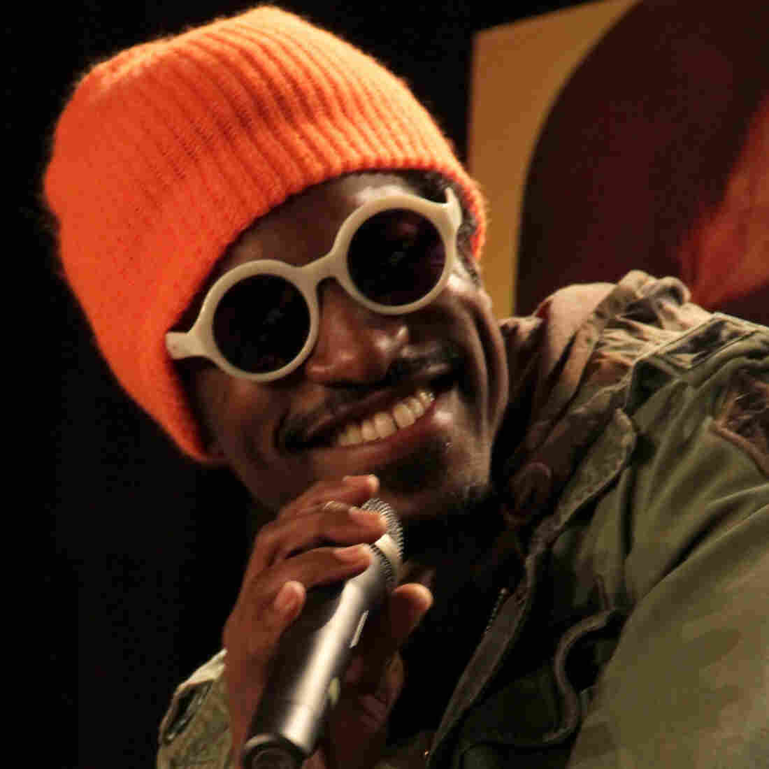 Andre 3000: 'You Can Do Anything From Atlanta'