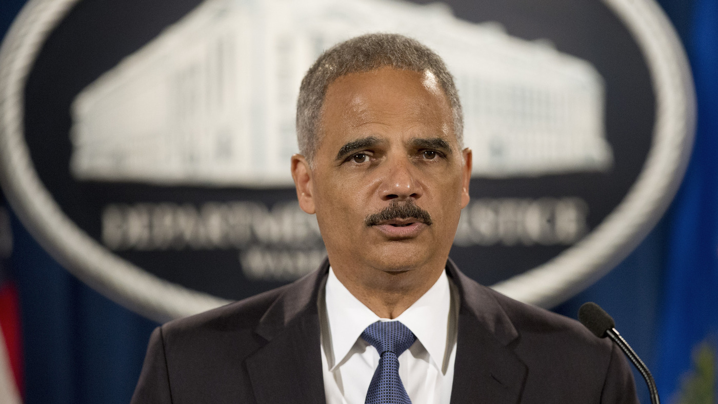 eric holder to step down as attorney general the two way npr