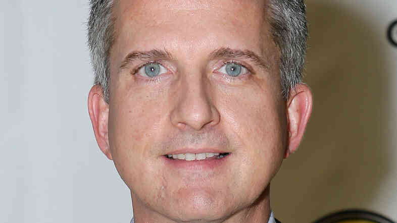 Columnist Bill Simmons, seen here in February, is suspended for three weeks.