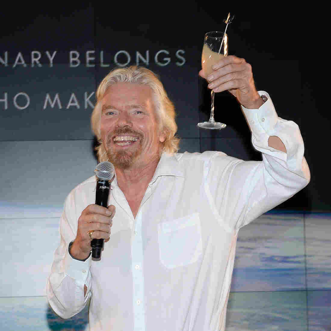 Richard Branson Thinks Employees Should Have Unlimited Vacation