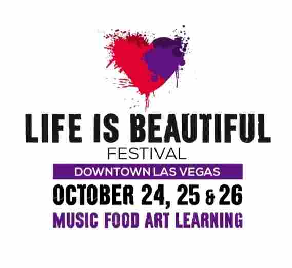 Life is Beautiful Festival Logo
